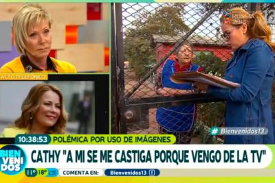 """VIDEO  """"Lo más estúpido que he escuchado"""": round en vivo entre Raquel Argandoña y Cathy Barriga por Maipú"""