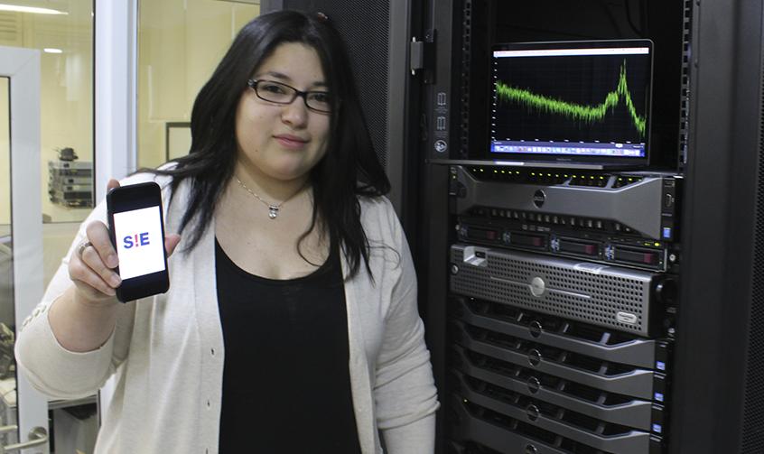 Barbarita Lara, la joven que hoy es destacada por el MIT luego que en Chile le dijeran que su proyecto era malo