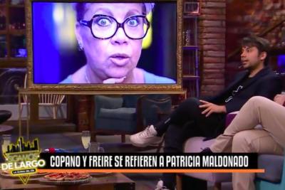 VIDEO| Frases sin filtro de Fabrizio Copano contra Patricia Maldonado incluyeron incluso burlas a su físico