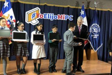 Hugo Gutiérrez se dio un festín con fail de Piñera y Varela por entrega de computadores