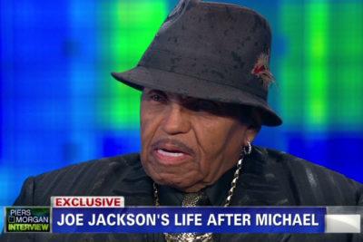 Padre de Michael Jackson muere a los 89 años