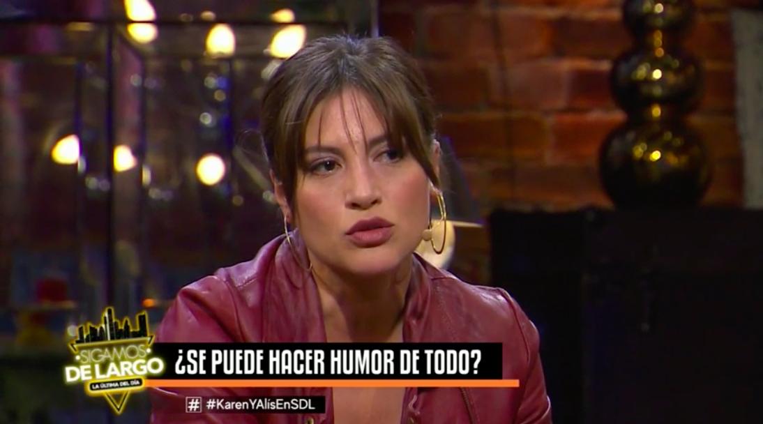 VIDEO  Karen Bejarano explica por qué cree que
