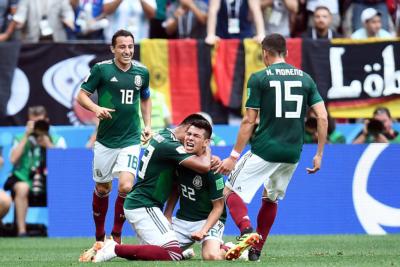 VIDEO   Golazo: México da la sorpresa y vence al campeón vigente del mundial