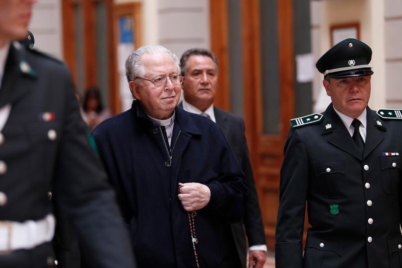 """Hermano de Fernando Karadima: """"Le dije al Papa que quería denunciar a Barros, a Koljatic, Arteaga y Valenzuela"""""""