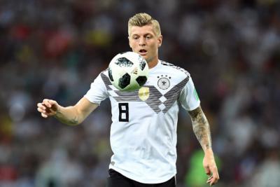 El golazo de Kross que revivió a Alemania