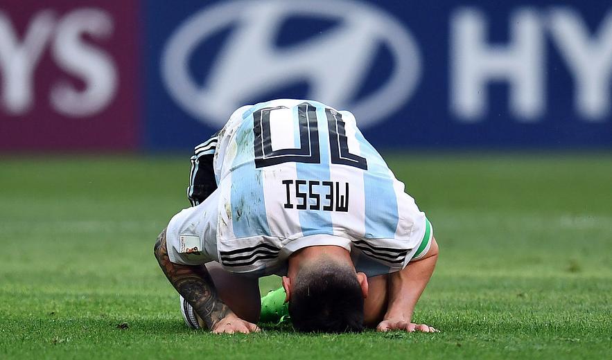 PORTADAS | En Argentina se quieren morir y la prensa le da durísimo a Messi