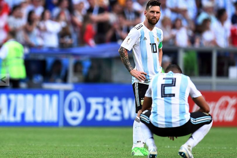 """""""El equipo nunca estuvo a la altura"""": El duro análisis de Liberman ante la eliminación de Argentina"""
