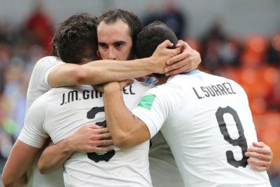 VIDEO   Uruguay venció a Egipto con golazo en el minuto 90 de su debut en Rusia 2018