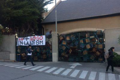 Estudiantes de la UTFSM acusan persecución al movimiento feminista