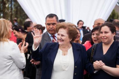 Caso Riggs: Lucía Hiriart pide anular fallo que ordenó el decomiso de U$5,1 millones y bienes de Pinochet