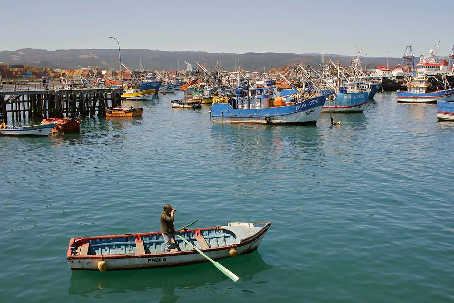 """""""Presentan cinco medidas para combatir la pesca ilegal en aguas nacionales"""""""