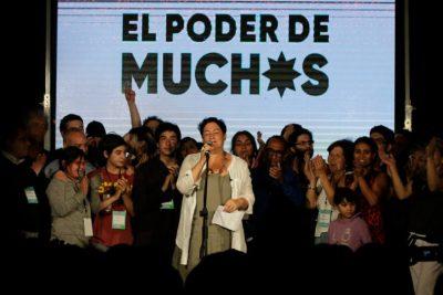 El retorno de Beatriz Sánchez: dirigentes del Frente Amplio apuestan por candidatura en 2020