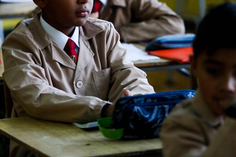 Más de un 30% de los escolares en Chile experimenta ausentismo crónico