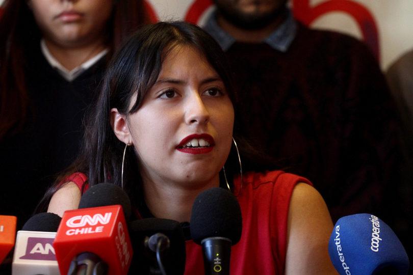 """ACES por idea UDI de quitar gratuidad a quienes causan destrozos: """"Nos hablan como si fuera un premio, no un derecho"""""""