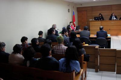 Justicia decreta hasta 15 años de cárcel para imputados por muerte de Eduardo Lara en Valparaíso