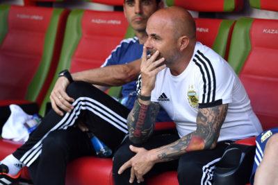 """""""¡Soy técnico de mayor, no de la Sub 20!"""": en Argentina ventilan el diálogo entre Sampaoli y la AFA"""