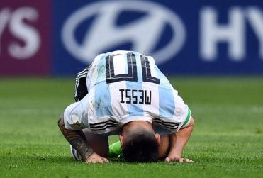 Otro triunfo moral a la vitrina: Argentina celebra que fueron los únicos que estuvieron arriba en el marcador ante Francia