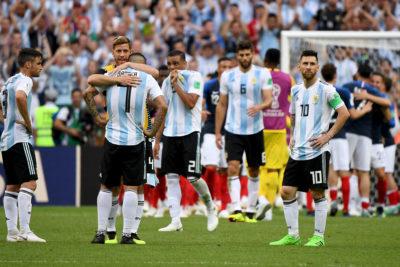 Solo quedan los triunfos morales: Olé destaca que Argentina perdió con el futuro campeón del mundo