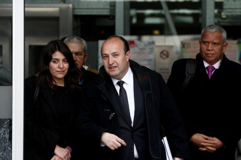 """El día en que fiscal Manuel Guerra descartó juicio abreviado en caso Penta """"si ellos no asumen el cohecho"""""""