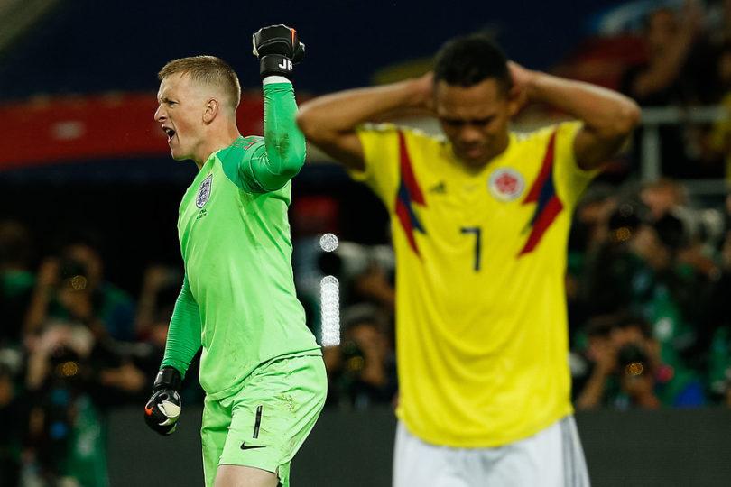 Carlos Bacca y Mateus Uribe son amenazados de muerte por fallar sus penales ante Inglaterra