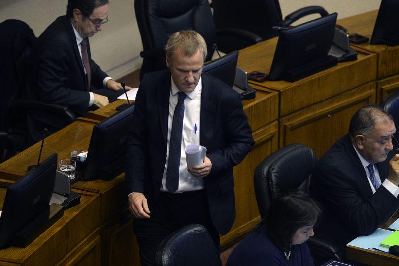 Senado aprueba proyecto de Evópoli que desconoce la asamblea constituyente de Venezuela
