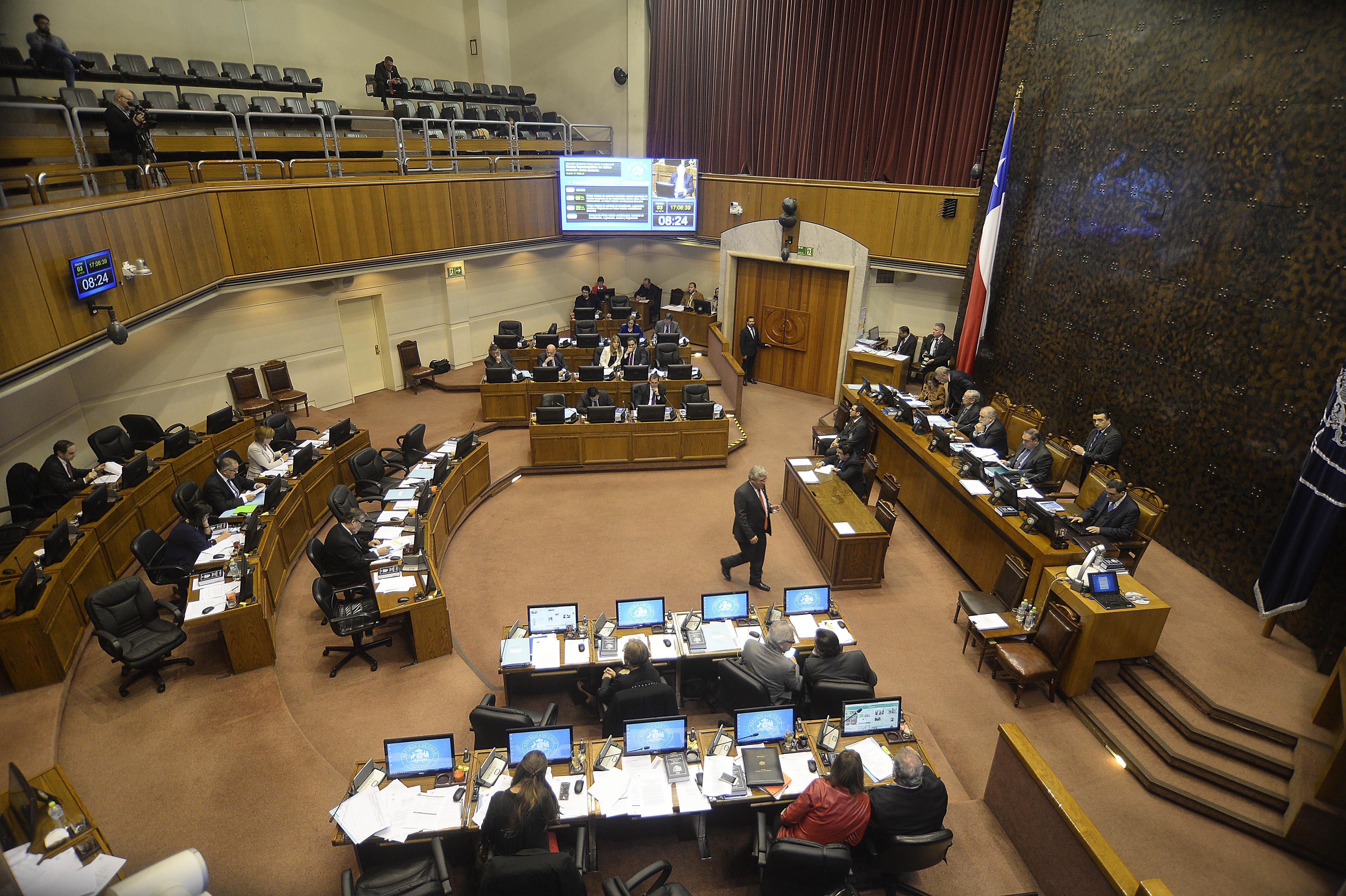 Gobierno ingresó once urgencias legislativas