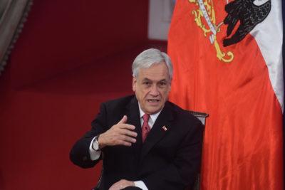 Fiscalía pide que Sebastián Piñera declare como testigo en caso SQM