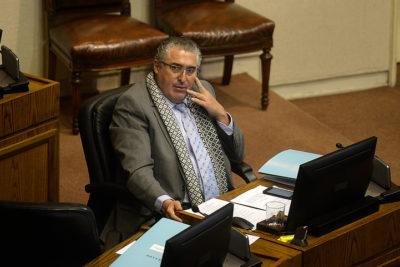 Caso SQM: admiten solicitud de desafuero del senador DC Jorge Pizarro