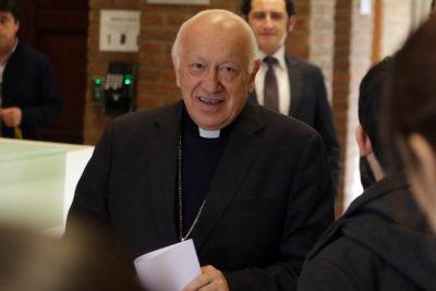 Ricardo Ezzati descartó conocer antecedentes de abusos sexuales de ex canciller del Arzobispado