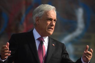 """Piñera por reactivación de la economía: """"Yo sé que algunos quisieran andar más rápido, yo soy el primero"""""""