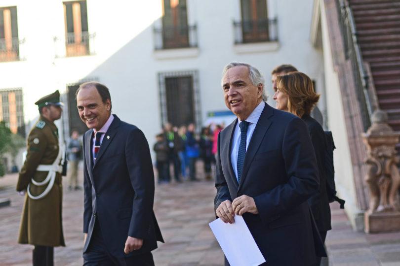 """Gobierno por supuesto pago de Presidencia al caso Caval: """"Es extraordinariamente grave"""""""
