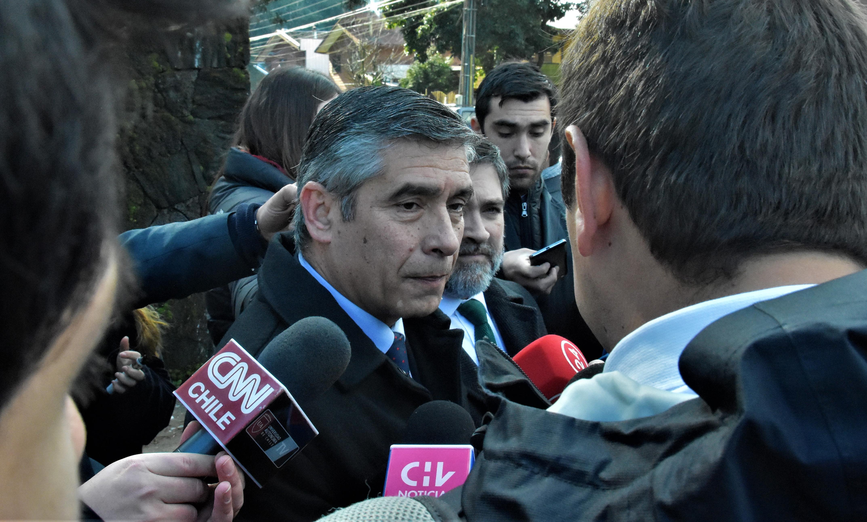 """""""Operación Huracán: Corte de Apelaciones de Temuco ordena prisión preventiva para general (r) Blu y Alex Smith"""""""