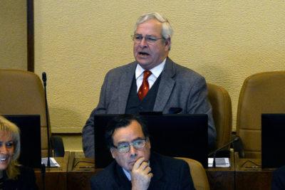 Arrebato de Ignacio Urrutia le pasó la cuenta: Comisión de Ética lo sanciona con 630 mil pesos
