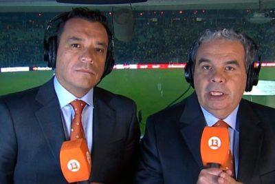 """Aldo Schiappacasse se despide: """"Me voy de Canal 13, es una decisión tomada"""""""