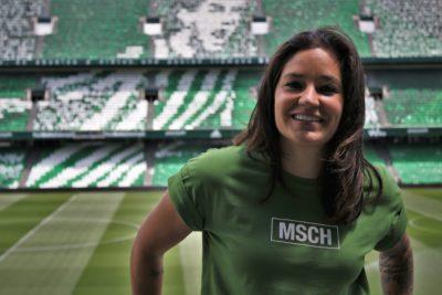 Genial respuesta de estrella de la Liga Española a troll que la cuestionó por pedir más visibilidad al fútbol femenino