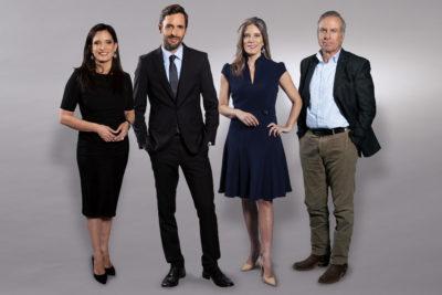 CNN Chile comienza en las próximas horas su cambio de programación más profundo en 10 años