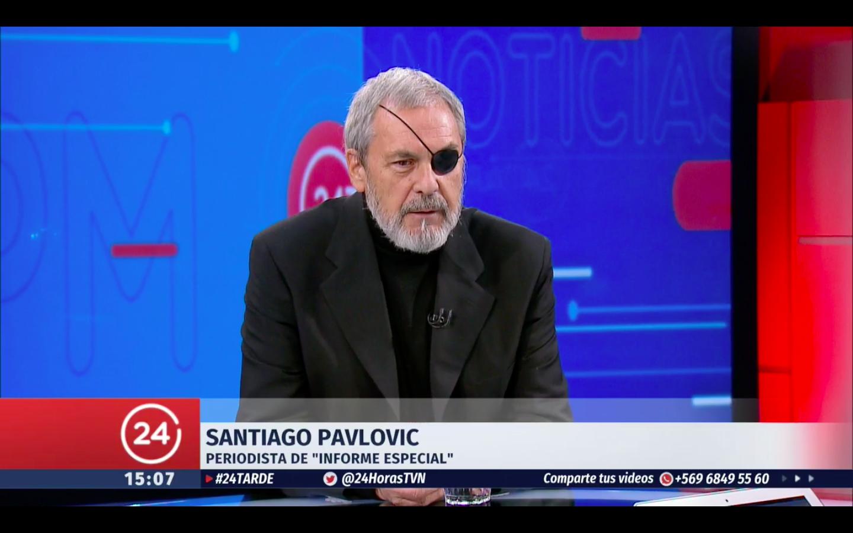 """""""La carta de Santiago Pavlovic que dejó tambaleando a los"""