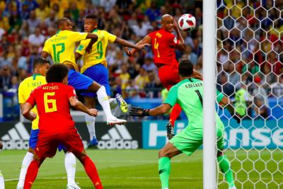 VIDEO | Piscinazo a la eliminación: Brasil de Neymar se va de Rusia 2018 tras caer ante Bélgica