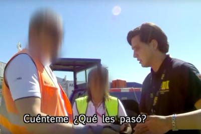 """""""El cuerpo no miente"""": detalles de la denuncia del INDH contra Canal 13"""