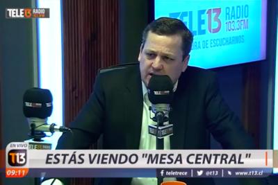 """Cristián Bofill por Fernando Villegas: """"No estoy excusando ningún comportamiento"""" pero """"no hay delitos"""""""