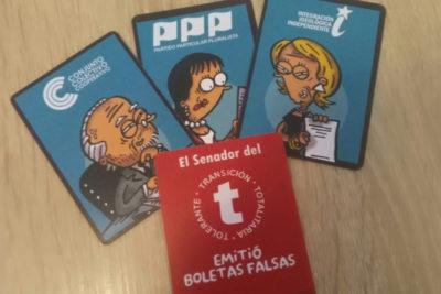 """Corruptia: el juego de mesa dedicado a los """"amigos"""" de Penta y SQM"""