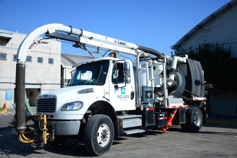 Conversión de su flota de vehículos a biogás: la nueva iniciativa de Aguas Andinas