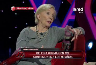 """Delfina Guzmán genera polémica por hablar del """"lagrimeo feministas"""" porque """"alguien le agarro una pechuga"""""""