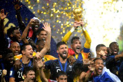 El mejor de todos: Francia conquista la Copa del Mundo tras superar a Croacia