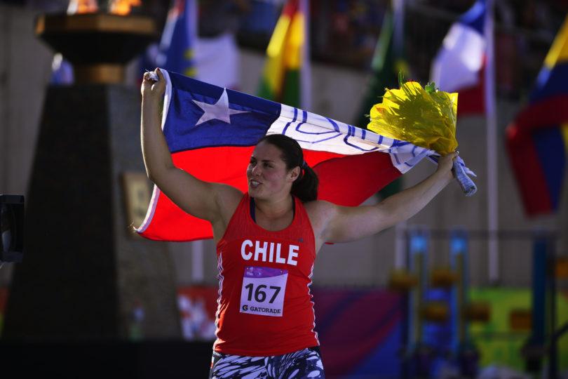 Natalia Duco dio positivo en control antidoping