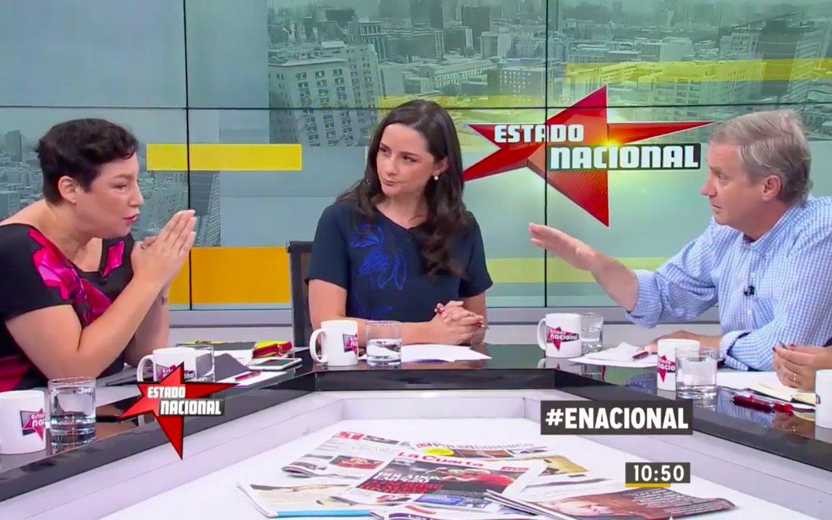 """""""Director de TVN publica sueldos de Beatriz Sánchez y panelistas de Estado Nacional y le corta la fiesta de especulaciones a Kast"""""""