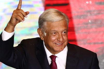 México: López Obrador invitará a Donald Trump a su toma de posesión