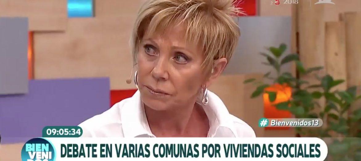 Las frases de Raquel Argandoña en Bienvenidos que indignaron a todos