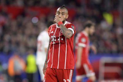 Arturo Vidal en el peor momento de su carrera