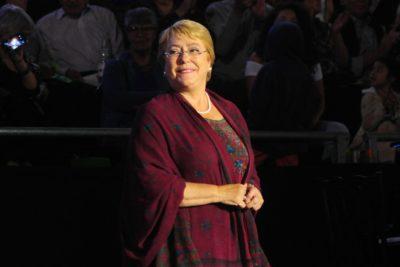 La frase con la que Michelle Bachelet recordó a Nelson Mandela (y envió mensaje a los xenófobos)